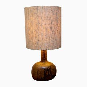 Lampada da tavolo Mid-Century in ceramica, anni '60