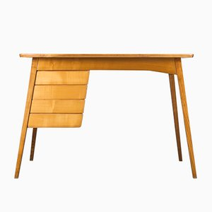 Mid-Century German Cherry Dressing Table, 1960s