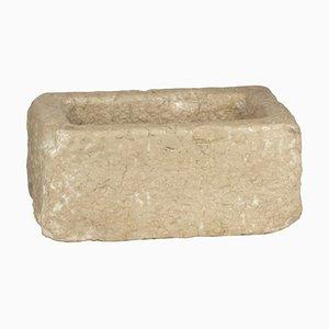 Antikes Becken aus Marmor