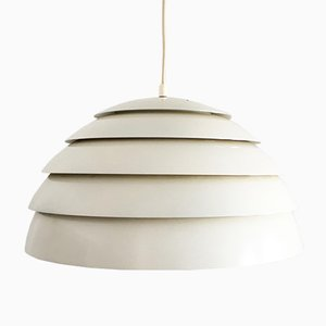 Lampada da soffitto in alluminio di Hans-Agne Jakobsson per Hans-Agne Jakobsson AB Markaryd, anni '60