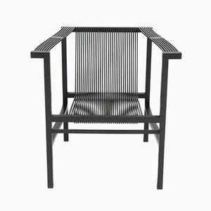 Slatted Beech Armchair by Ruud-Jan Kokke for Metaform, 1984