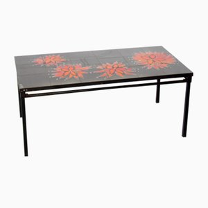 Ceramic Coffee Table by Adri, 1960s