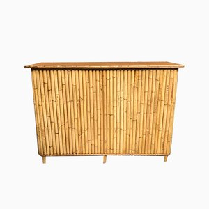 Rattan Counter, 1960s