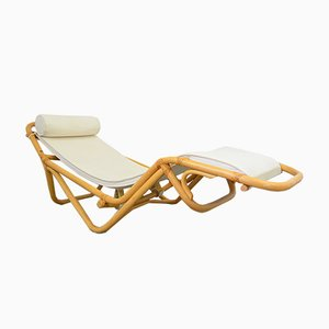 Italian Up & Down Sun Lounger by Fredrik Fogh for Pierantonio Bonacina, 1990s