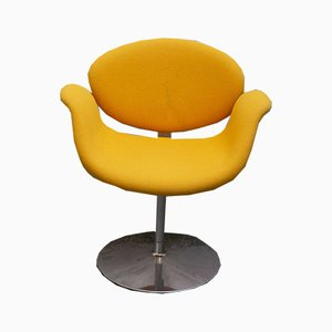 Orange Little Tulip Lounge Chair by Pierre Paulin for Artifort, 1970s