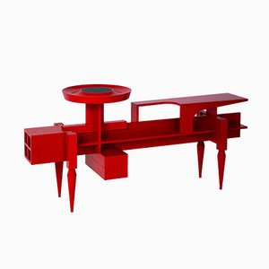 X Console Table by Studio One Plus Eleven