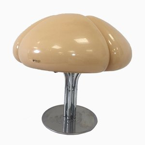 Mid-Century Modern Clover Table Lamp by Gae Aulenti for Guzzini, 1970s