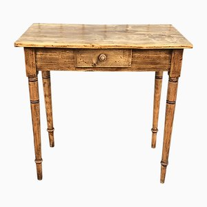 Antique Wood Dining Table
