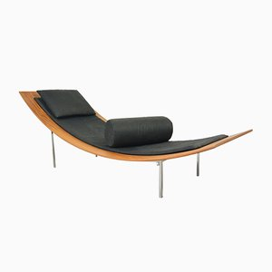 Italian Modern Chaise Lounge by Giuseppe Viganò for Ivano Redaelli, 2002
