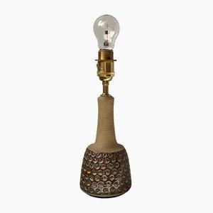 Dänische 3014 Tischlampe aus Keramik von Einar Johansen für Søholm, 1970er