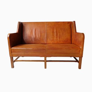 Vintage Model 5011 Two-Seater Sofa by Kaare Klint for Rud. Rasmussen, 1935