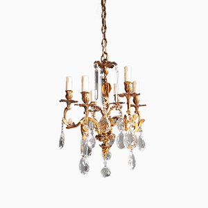 Chandelier Crystal, 1940s