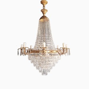 Montgolfiè Empire Chandelier, 1920s