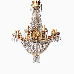 Montgolfière Empire Chandelier