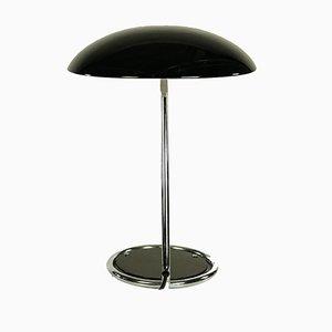 Lampada da tavolo nr. 6761 in acciaio cromato di Kaiser Leuchten, anni '50