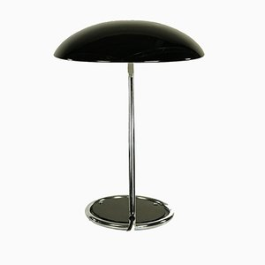Modell 6761 Tischlampe aus verchromtem Stahl von Kaiser Leuchten, 1950er