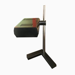 Metal and ABS Samp Table Lamp by René Talopp for Manade, 1970s