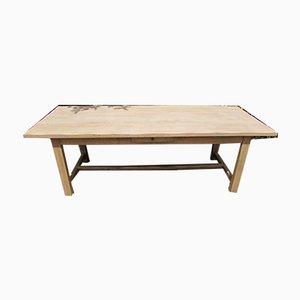 Table de Ferme Antique en Chêne, France