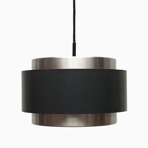 Lámpara colgante Saturn Mid-Century de Jo Hammerborg para Fog & Morup, años 60