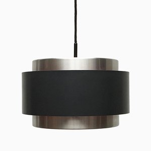 Mid-Century Saturn Pendant Light by Jo Hammerborg for Fog & Morup, 1960s