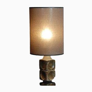 Dänische Tischlampe aus Keramik von Hurup, 1960er