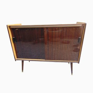 Cabinet with Philips Turntable, 1965