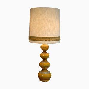 Keramiklampe von Kaiser Leuchten, 1960er