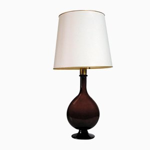 Italian Table Lamp from Empoli, 1970s