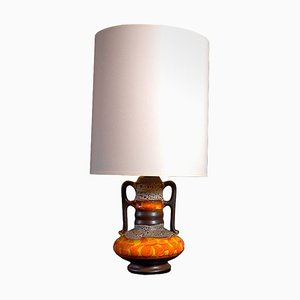 Lampe de Bureau Vintage de Walter Gerhards, Allemagne, 1970s