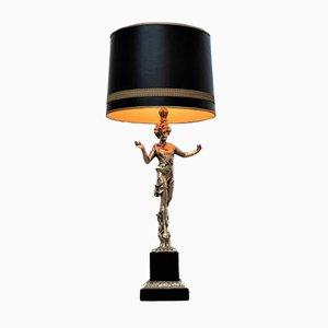 Mid-Century Hermes Table Lamp from Deknudt