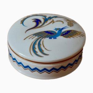 Plato para caramelos de porcelana, años 50