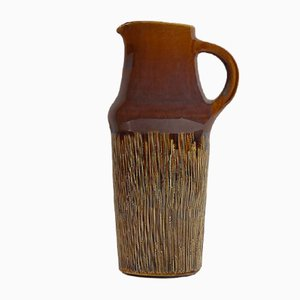Danish Ceramic Pitcher by Svend Aage Jensen for Søholm, 1960s