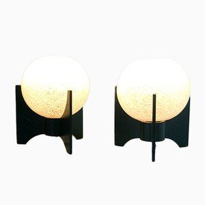 Lights by Żilina Pokrok, 1970s, Set of 2