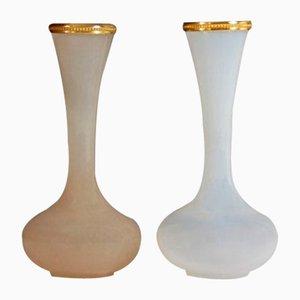 Italienische Mid-Century Vasen von Vincenzo Nason, 2er Set