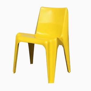 Plastic BA 1171 Stacking Chair by Helmut Bätzner for Bofinger, 1960s