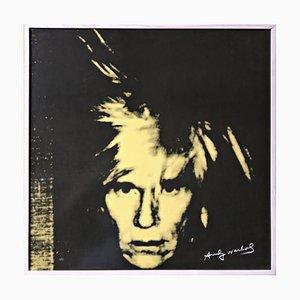 Autorretrato de Andy Warhol de Rosenthal, 2002