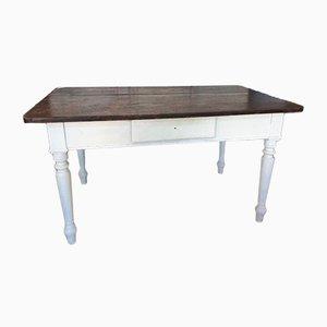 Table de Salon Antique en Mélèze