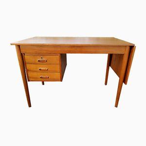 Skandinavischer Mid-Century Schreibtisch aus Teakholz, 1960er