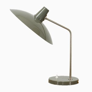 Polish Chrome Plated Steel Table Lamp from MEOS, 1970s