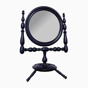 Antiker französischer Cheval Spiegel