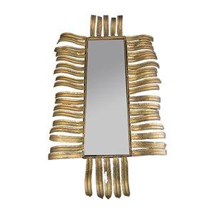 Mid-Century Mirror by Joaquin Rubio, 1960s