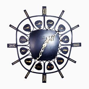 Deutsche Space Age Uhr von Junghans, 1970er