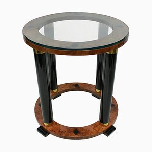 Neo-Classical Style Italian Side Table, 1960s