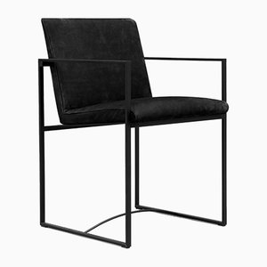 Urban Maia S06 Armchair in Charcoal by Peter Ghyczy