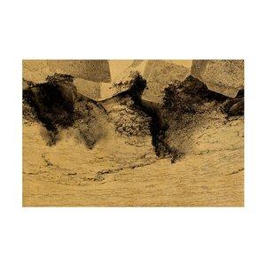 Impresión Nyx 6 con pan de oro de Anna Cabrera & Ángel Albarrán