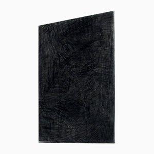 Schwarzes Gemälde von Enrico Dellatorre
