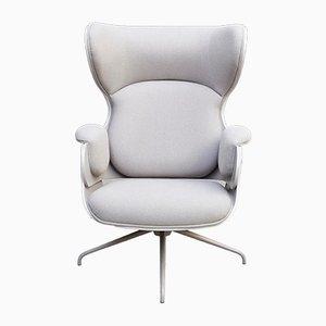 Sessel aus Schichtholz von Jaime Hayon