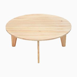 Table Basse Woody par Adolfo Abejon