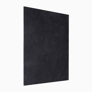 Pintura negra grande de Enrico Dellatorre