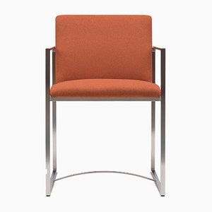 Urban Maia S06 Stainless Steel Armchair by Peter Ghyczy